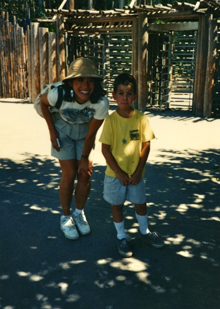 San Diego Safari Summer Day Camp Todd 1990 | Simple Sojourns