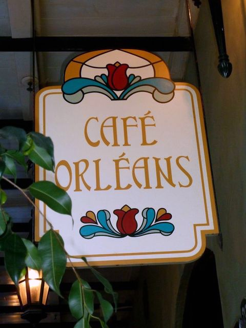Cafe Orleans - Simple Sojourns