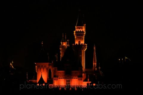 Sleeping Beauty's Castle 1 - Simple Sojourns