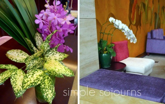 Crowne Plaza Shanghai Pudong Flowers - Simple Sojourns