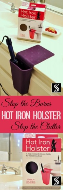 Hot Iron Holster - Simple Sojourns