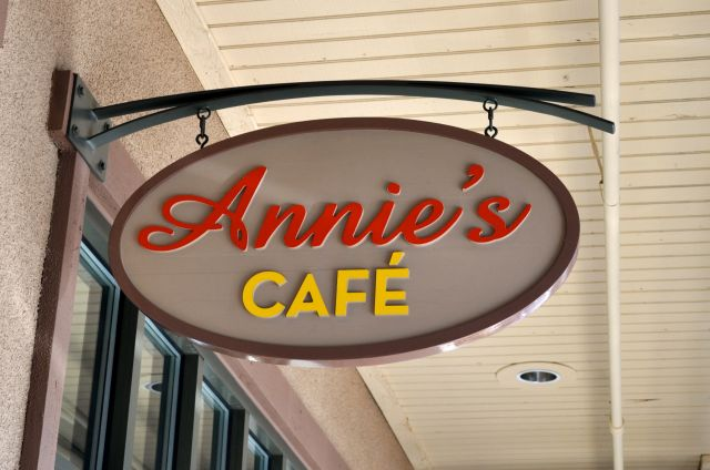 Annie's Cafe | Simple Sojourns