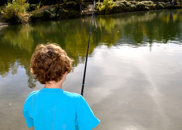 Cody Fishing - Simple Sojourns