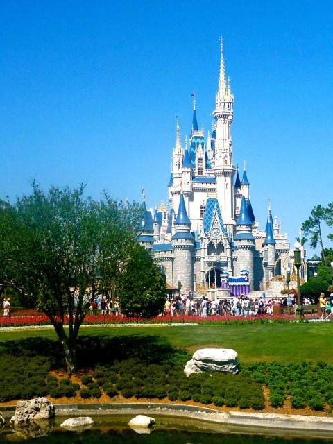 WDW Cinderella's Castle