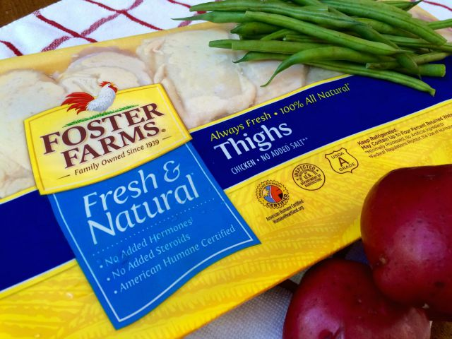 Foster Farms Fresh & Natural Chicken - Simple Sojourns