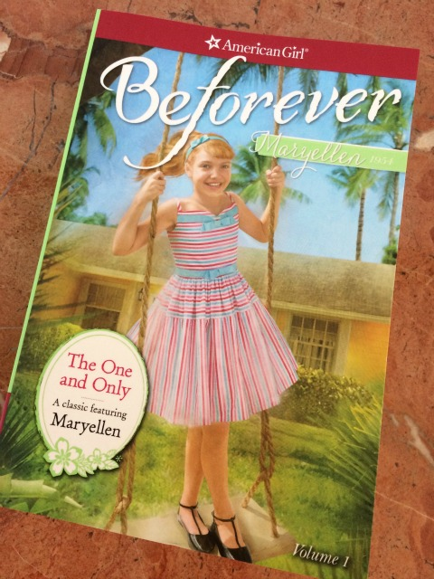 American Girl Maryellen Book Volume 1 - Simple Sojourns