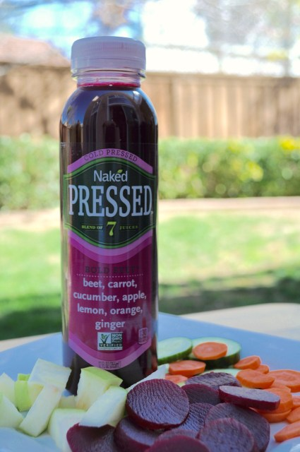 Naked Cold Pressed Juice Bold Beet - Simple Sojourns