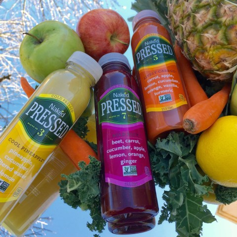 Naked Juice Cold Pressed - Simple Sojourns