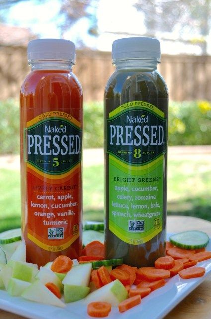 Naked Juice Lively Carrot and Bright Greens - Simple Sojourns