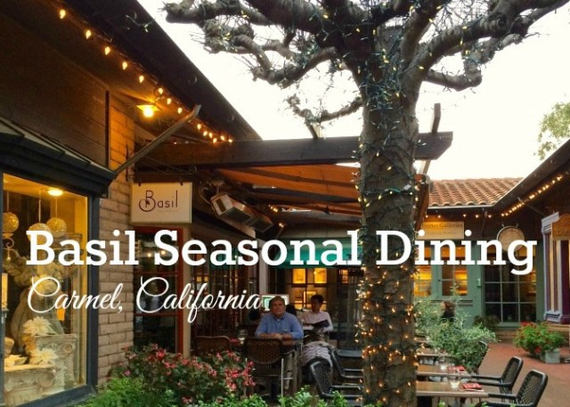 Basil Seasonal Dining Restaurant - Simple Sojourns