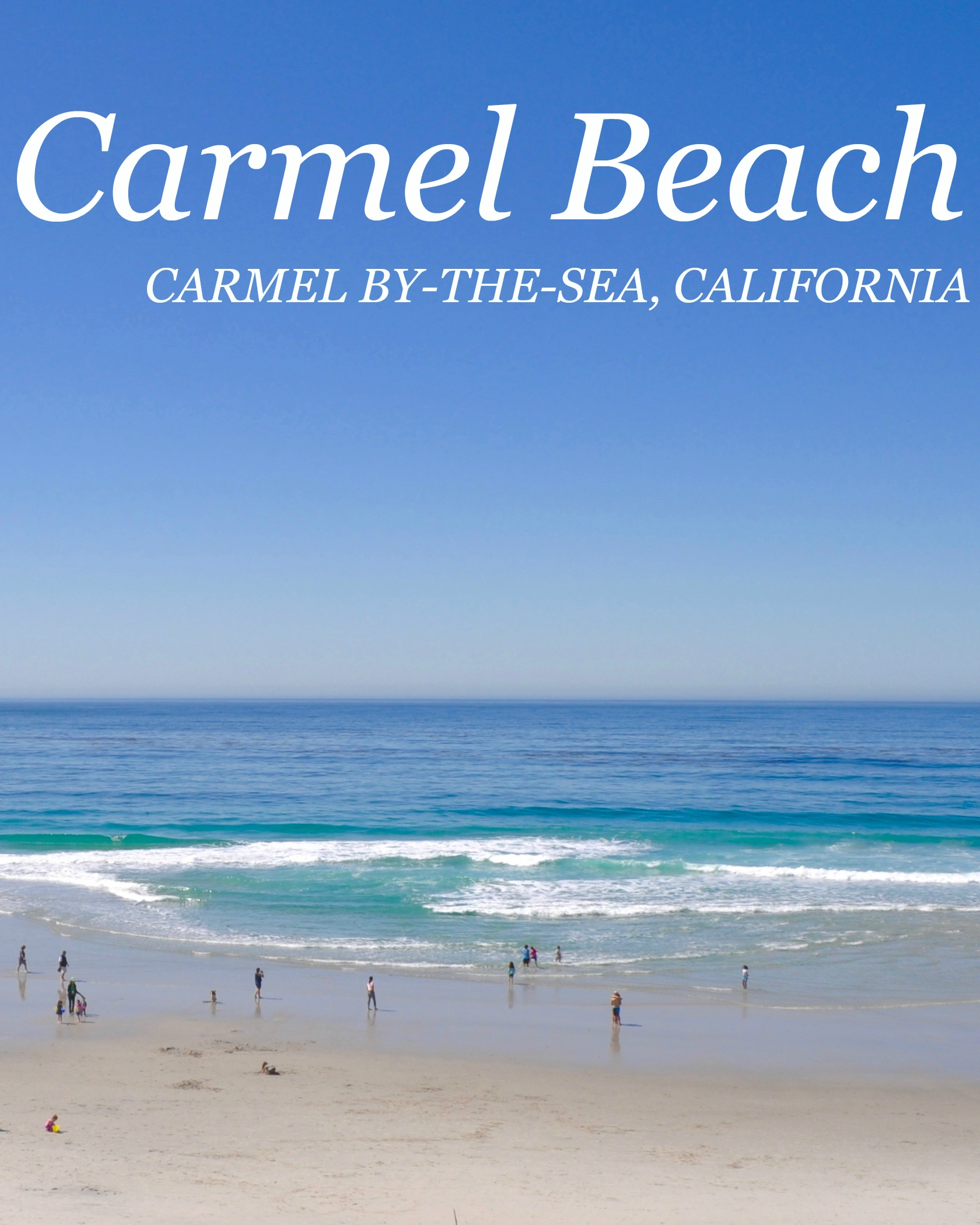 Carmel Beach - Simple Sojourns
