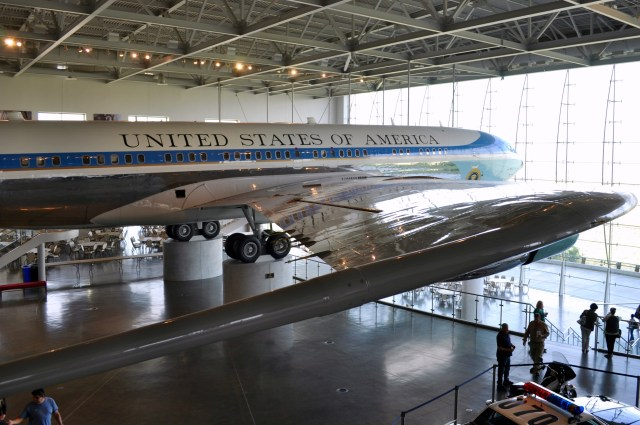 Ronald Reagan Library Air Force One - Simple Sojourns