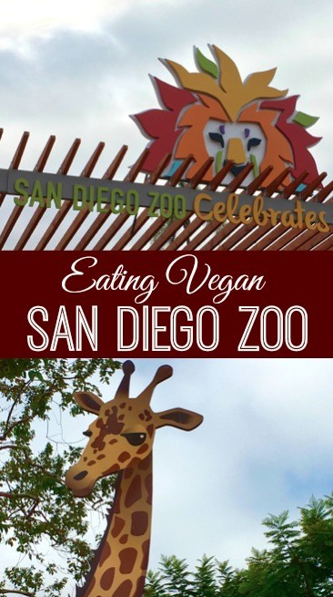Eating Vegan at San Diego Zoo - Simple Sojourns