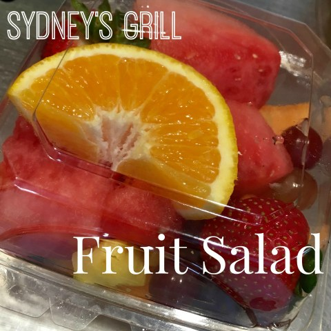 Fruit Salad - Simple Sojourns