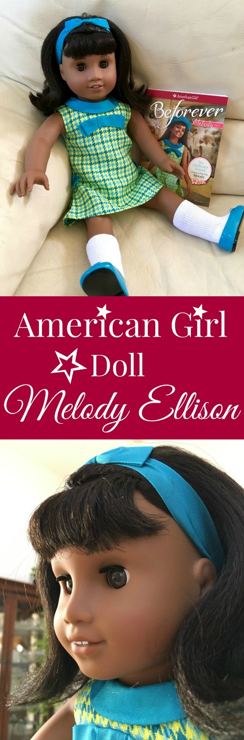 American Girl Melody Ellison - Simple Sojourns