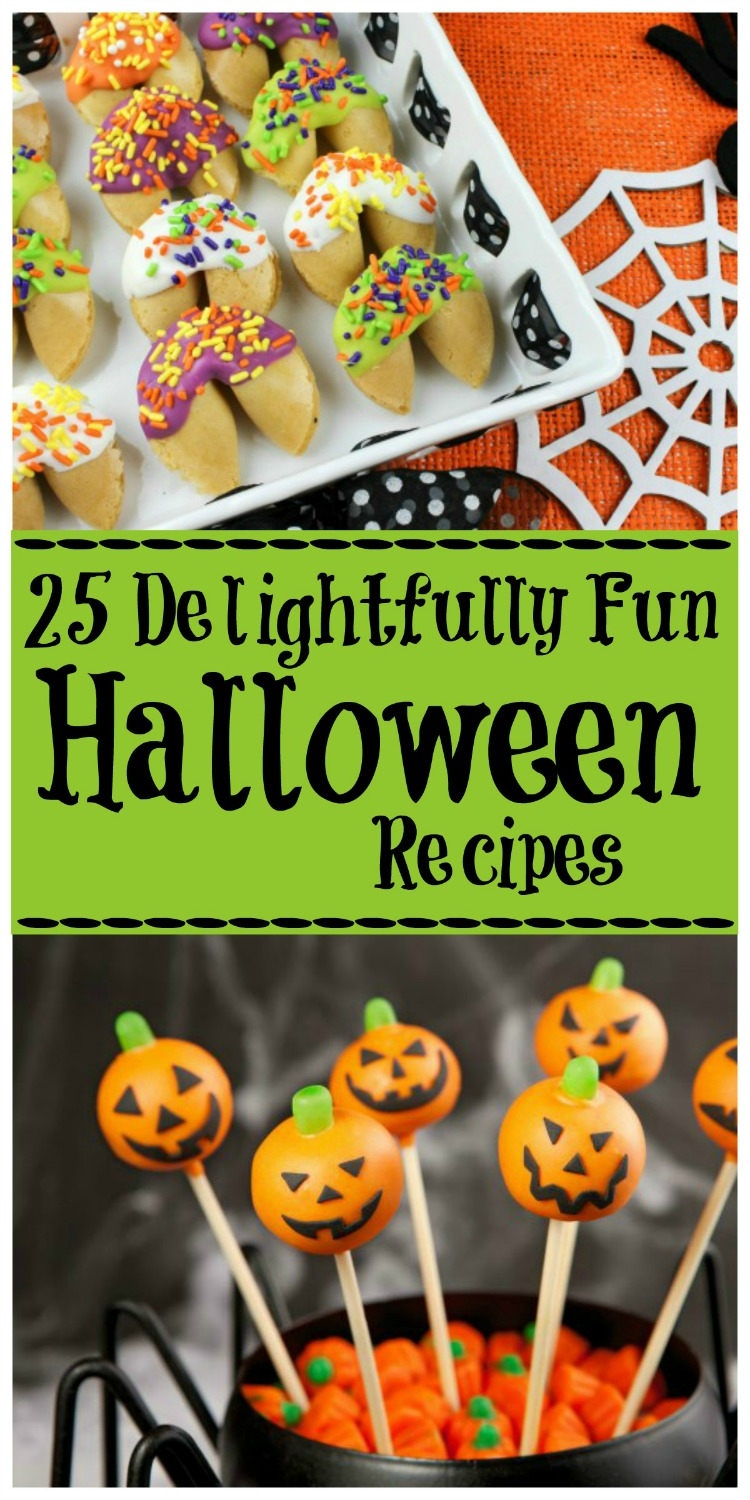 Delightfully Fun and Spooky Halloween Recipes - Simple Sojourns