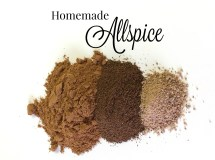 Homemade Allspice