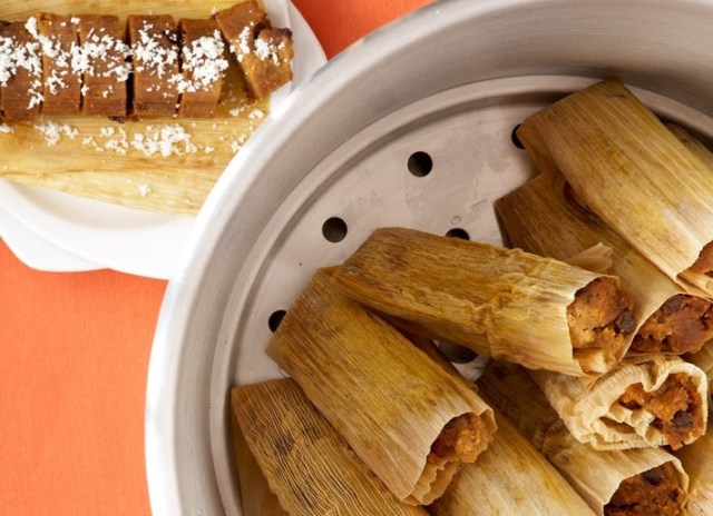 Pumpkin Pie Tamales - Simple Sojourns