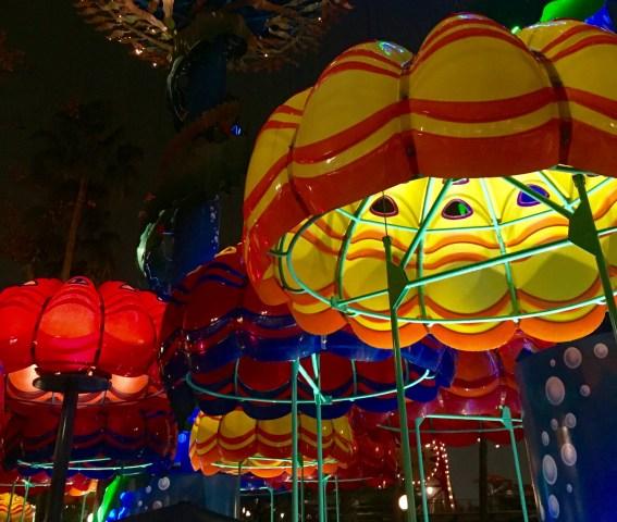 Disneyland Jumpin' Jellyfish - Simple Sojourns