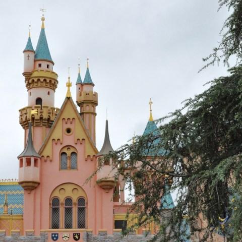 Disneyland Sleeping Beauty's Castle - Simple Sojourns