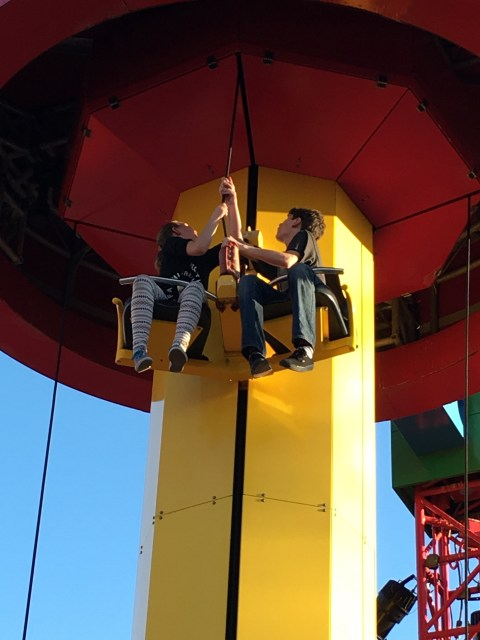 LEGOLAND Kid Power Tower - Simple Sojourns