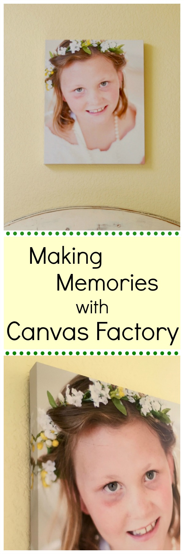 Making Memories with Canvas Factory - Simple Sojourns