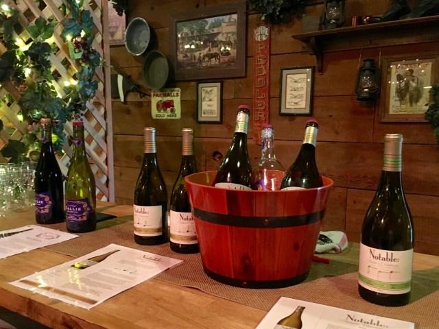 Knott's Berry Farm Wine & Craft Brew Garden - Simple Sojourns