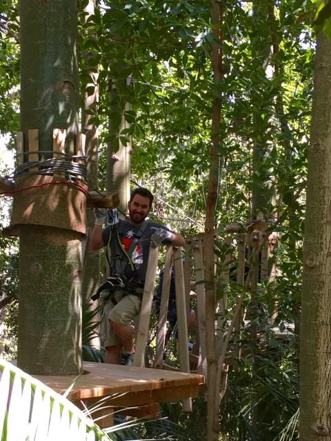 San Diego Safari Park Ropes Safari - Simple Sojourns