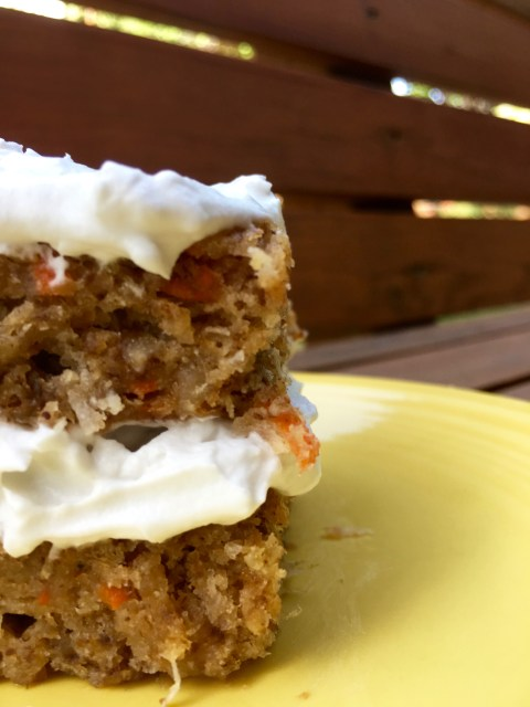 Vegan Carrot Cake - Simple Sojourns
