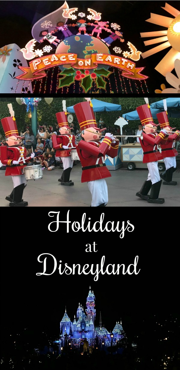 Five Magical Ways to Celebrate the Holidays at Disneyland Resort #ad #DisneylandHolidays #HolidaysBeginHere - Simple Sojourns