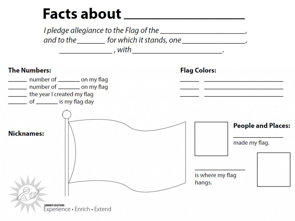 Flag Day Simple Solutions