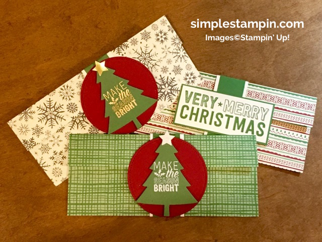 stampin-up-christmas-3-d-ideas-6-diy-paper-check-holders-merry-medley-stamp-heat-embossing-gift-ideas-for-christmas-perfect-pines-framelits-susan-itell-simplestampi