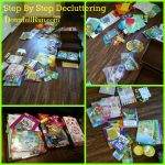 Step By Step Decluttering