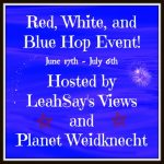 $25 Amazon Gift Card Giveaway – Red, White, and Blue Hop Event!