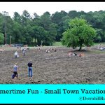 Summertime Fun – Small Town Vacationing