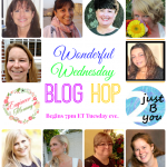 Wonderful Wednesday Blog Hop #186
