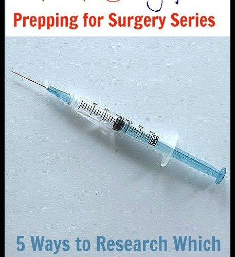 5 Ways to Research Which Surgery is Right for You