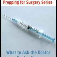 What to Ask the Doctor During Your Pre Operation Appointment