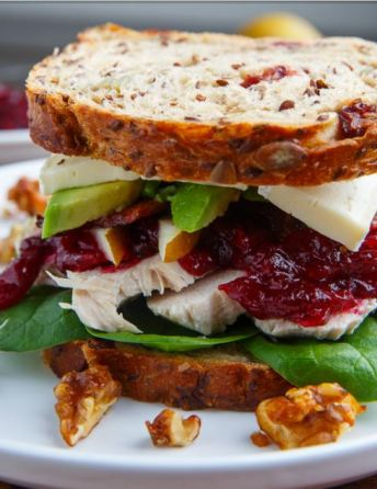 Foodie Friday Roundup: leftover turkey recipes are delicious.