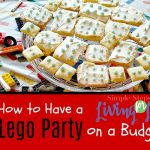 How to Have a Lego Party on a Budget