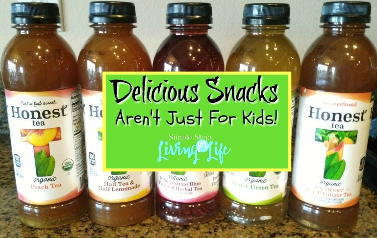 Delicious Snacks Aren't Just For Kids!