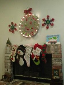 Christmas Trees Parade