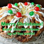 Merry Christmas!  Relax With This Roundup!