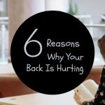 Six Reasons Why Your Back Is Hurting