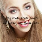 Stay Away From Teeth Whitening DIY Remedies