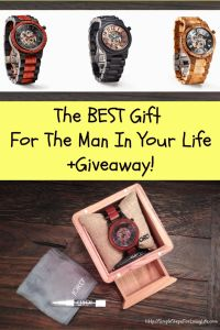 The best gift for the man in your life