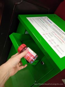 How to properly dispose of unused or expired medicine