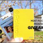 Polaroid Mint Pocket Printer Giveaway (1 Winner ~ Ends 12/31)