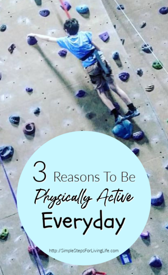 3 simple reasons to be active every day 2