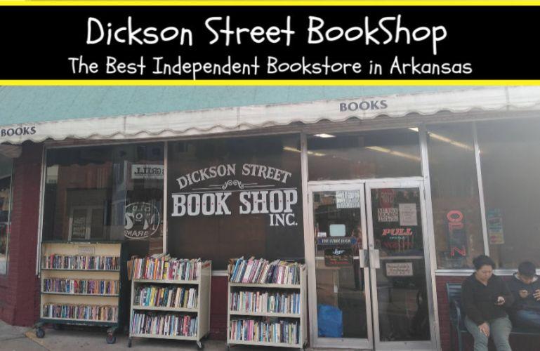 Dickson Street BookShop – The Best Independent Bookstore in Arkansas